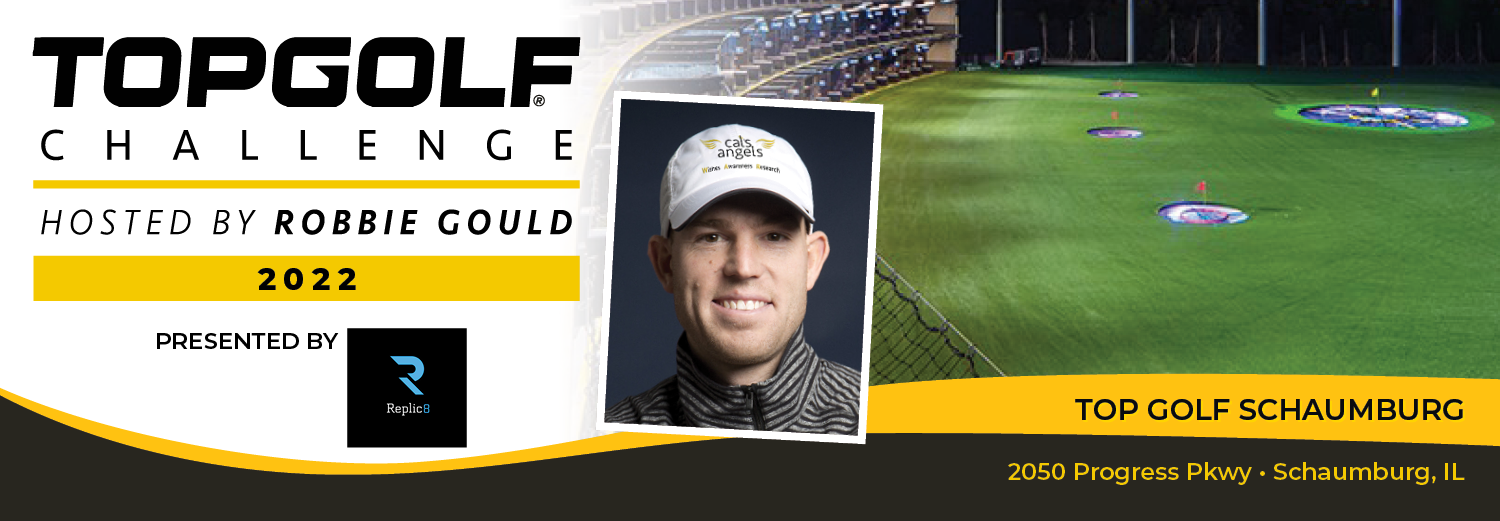 TopGolf Challenge Hosted by Robbie Gould